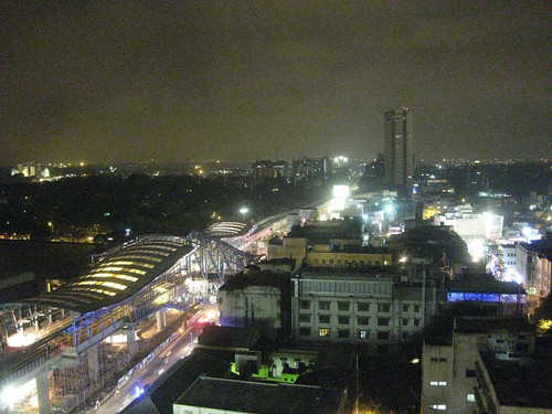 From the air view of bangalore from the 13th floor ebony for 13th floor ebony bangalore restaurant