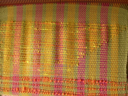 Last section: Clasped Weft | by Velma's World