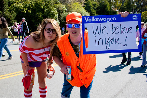 Bay To Breakers 2011: we believe in you! | by bhautik_joshi
