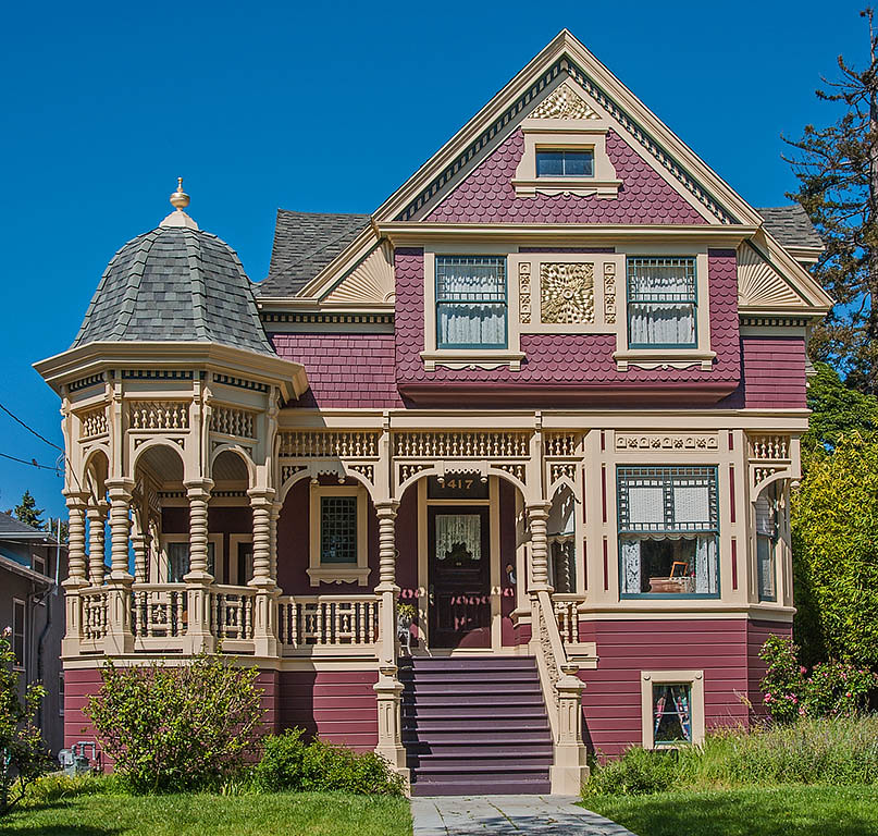 california victorian home by rbb32 - Victorian Home