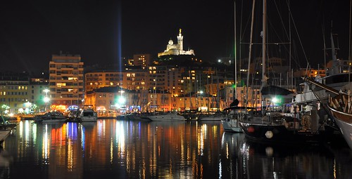 Le vieux port | by Dan in Mars