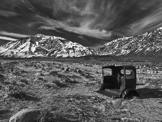Round Valley Relic Revisited | by Eastern Sierra