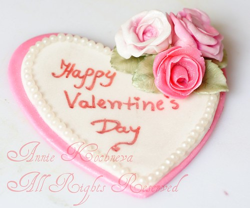 Valentine's day edible card7 | by Tandoori