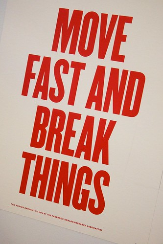 Move fast and break things | by Marcin Wichary
