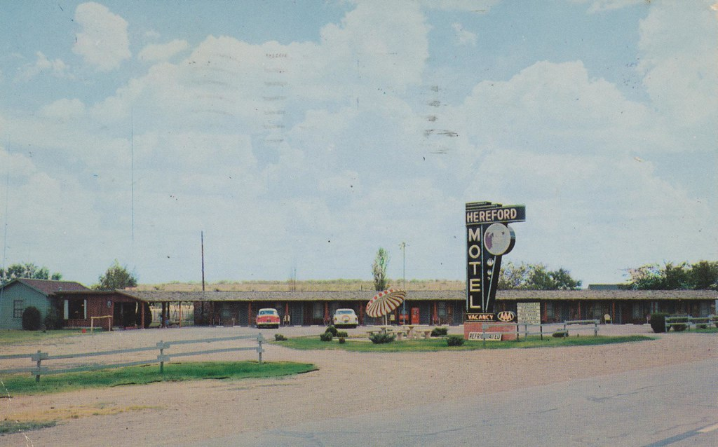 Hereford Motel - Albany, Texas