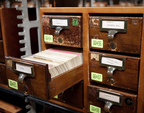 Archaic Recordkeeping | by Kevin H.