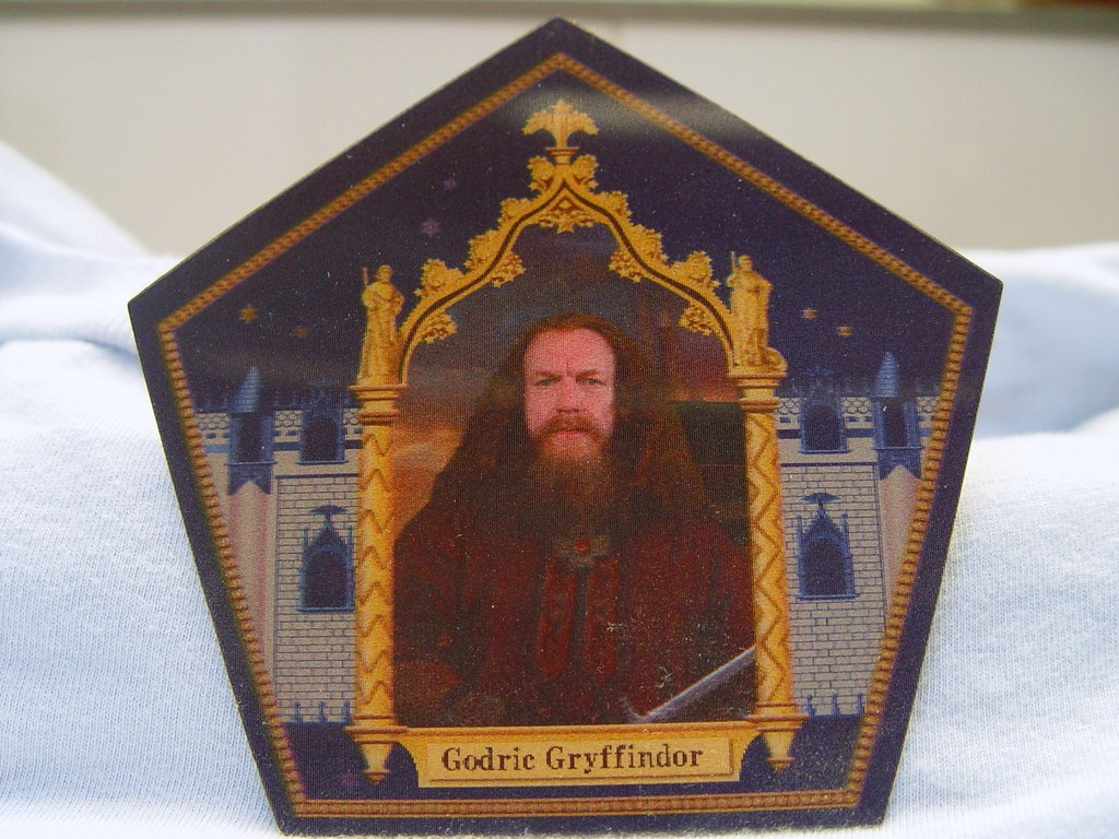 Chocolate Frogs Wizard Cards Topsimages