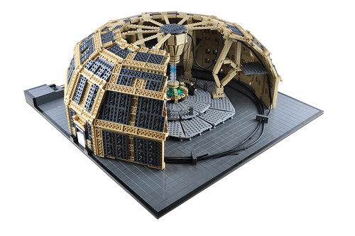 Doctor Who - LEGO TARDIS Console Room | by Xenomurphy