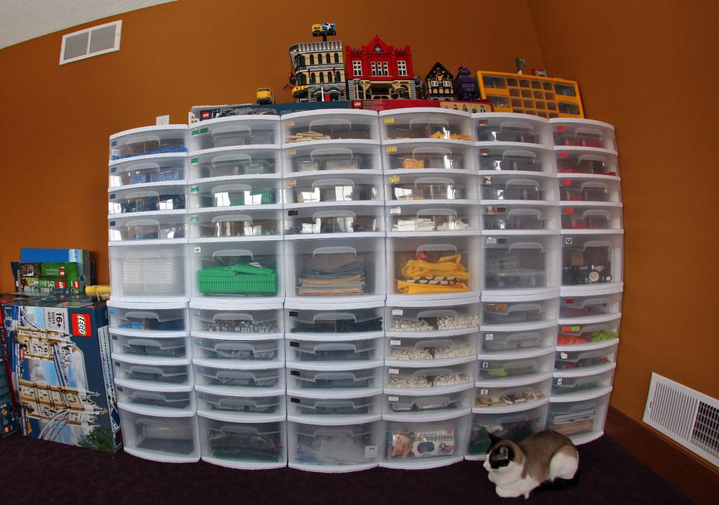 Bon Lego Storage | By 3rd Foundation Lego Storage | By 3rd Foundation
