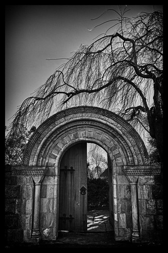 National Cathedral  - Bishop's Garden Gate | by jbarnesflickr