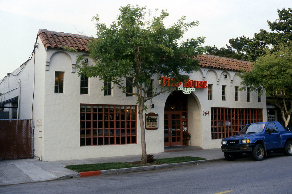 Usa Tied House Brewpub No 1 Mountain View Ca 00 Jl Flickr