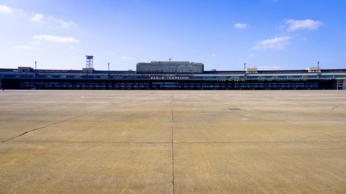 Berlin Tempelhof | by S. Kesk [SK] addicted traveller