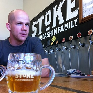 Brewer Sam Wilson @mccashins | by NZ Craft Beer TV