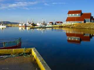 Bonavista Harbour in December. | by hjalmar1886