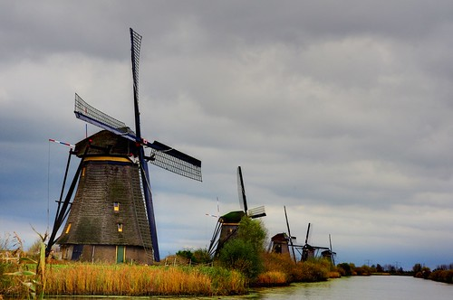 Kinderdijk | by hamstery_hairball