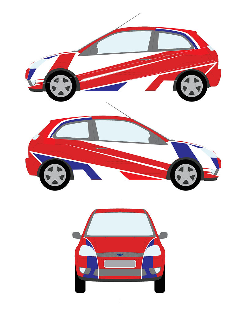 Car stickers design hd -  Sykespeed Rally Car Sticker Design By Wow Design Burnley