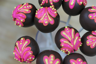 Indian Wedding Cake pops | by Sweet Lauren Cakes
