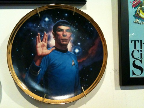 Spock | by oliverchesler