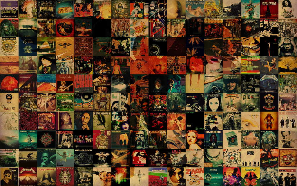 cds album covers