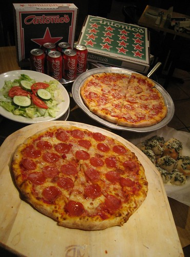 Antonios pizza italian restaurant dania beach family p for Antonios italian cuisine