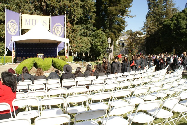 Mills College 2016 Inauguration and Convocation