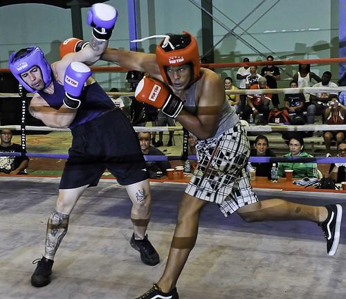 Amateur Boxing Event 12