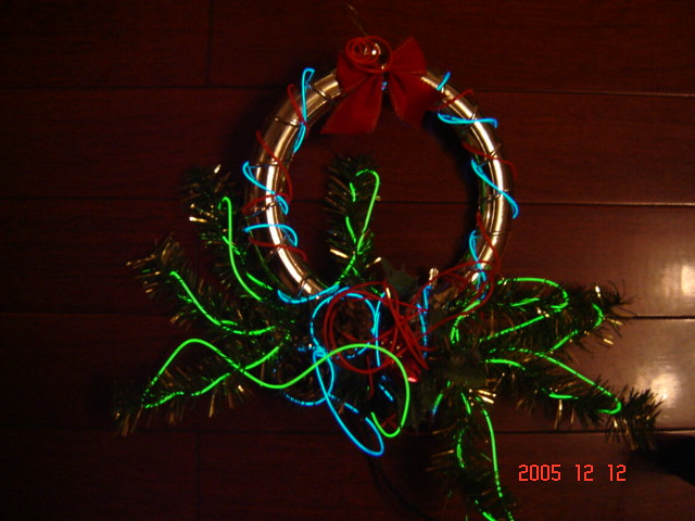 Flexible Neon Wire (Electroluminescent wire,cool Lighting,… | Flickr