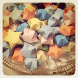 {lucky star} | by {nifty thrifty things}