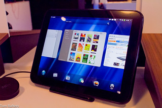 HP WebOS TouchPad | by Tom Raftery