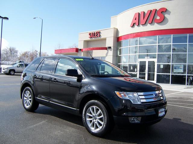 Ford Edge Avis Car Sales Ogden Utah By Aviscarsales