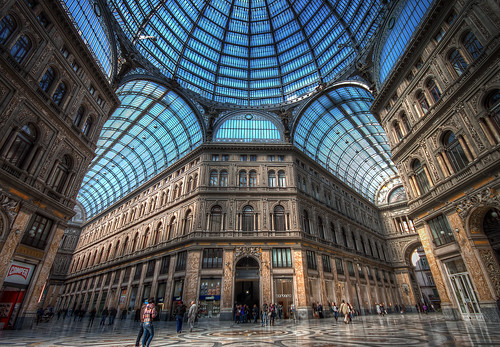 Galleria Umberto I | by TheFella