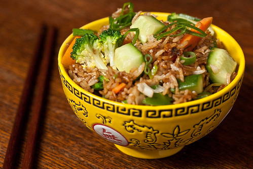 Thai Fried Rice | by vegan4everyone