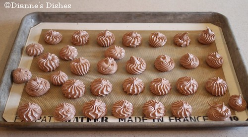 Salted Chocolate Meringues: Ready to Bake | by Dianne's Dishes