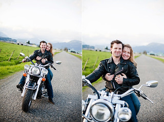 Fun-Motorcycle-Engagement | by Alyssa Schroeder