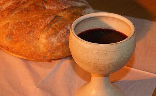 communion bread and wine communion bread and wine flickr