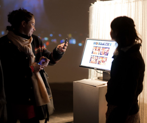 MIXER: Past Futures @ Eyebeam April 2010 by Shalin Scupham-8131 | by eyebeamnyc