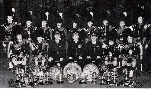 Constabulary Police Pipe Band (1972) | by Sir Wilton Shagpile,B.M.K.