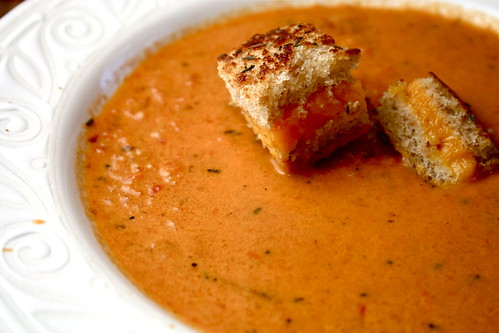Delicious Tomato Soup | by Hungry Housewife
