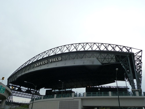 Safeco Field Roof Report Safeco Field Taking A Tour Of
