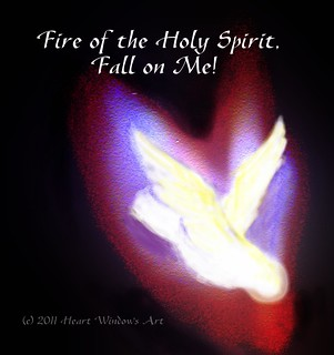 The Holy Spirit is My Best Friend | by Heart Windows Art
