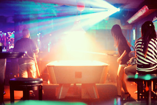 Fog Machine, Strobe Lights, and Billiards | by Jon Siegel