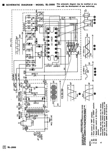 technics sl 2000 service manual flickr rh flickr com technics 1200 wiring diagram technics 1200 wiring diagram