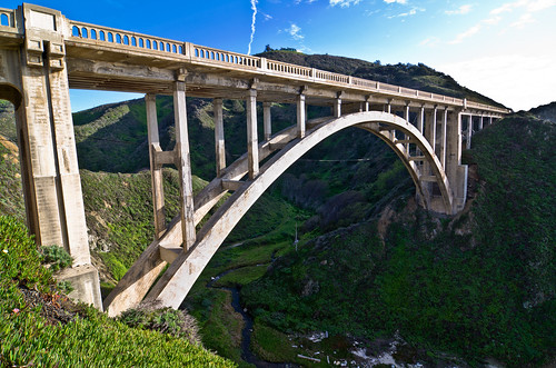 A brigde along Highway 1 | by BBQ Jim