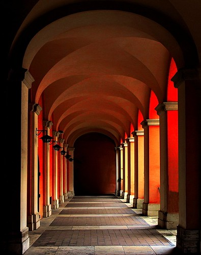 The Red Arcade | by Simo Photo
