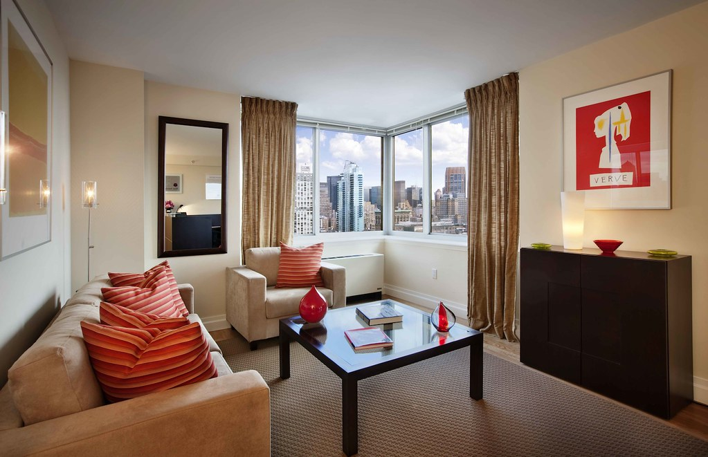Nice ... Model Apartment At The Capitol At Chelsea | By Rose NYC Apartments