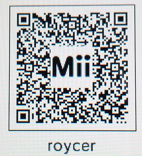 Cute 3ds QR Code Mii by Taya98 on DeviantArt