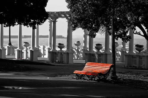Red Seat | by JAMoutinho
