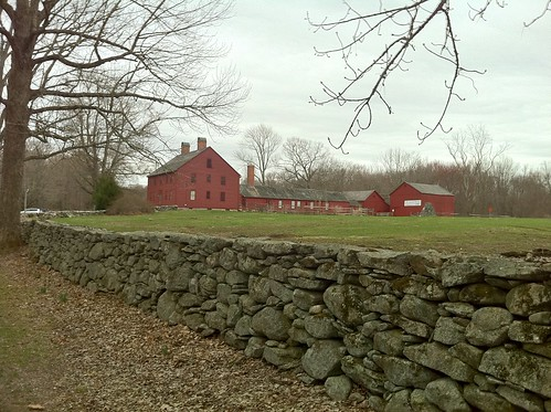 Nathan Hale birthplace homestead in Coventry, CT. | by morrowlong