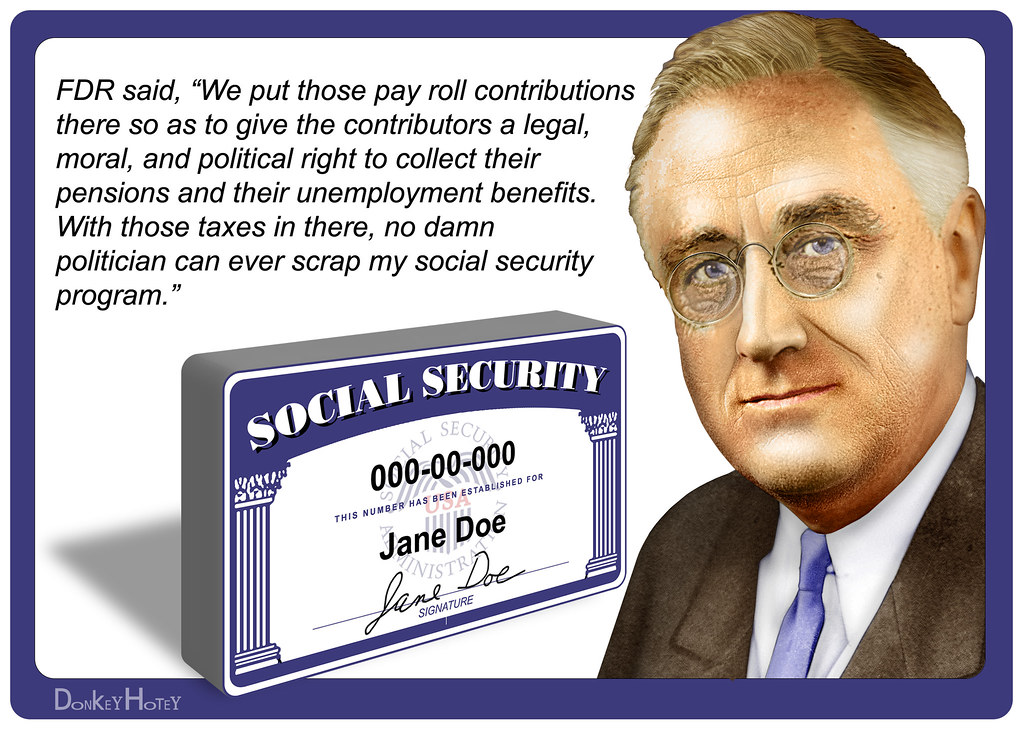 Social Security Disability Pay Chart: FDR Quote on Social Security | Luther Gulick Memorandum re: u2026 | Flickr,Chart