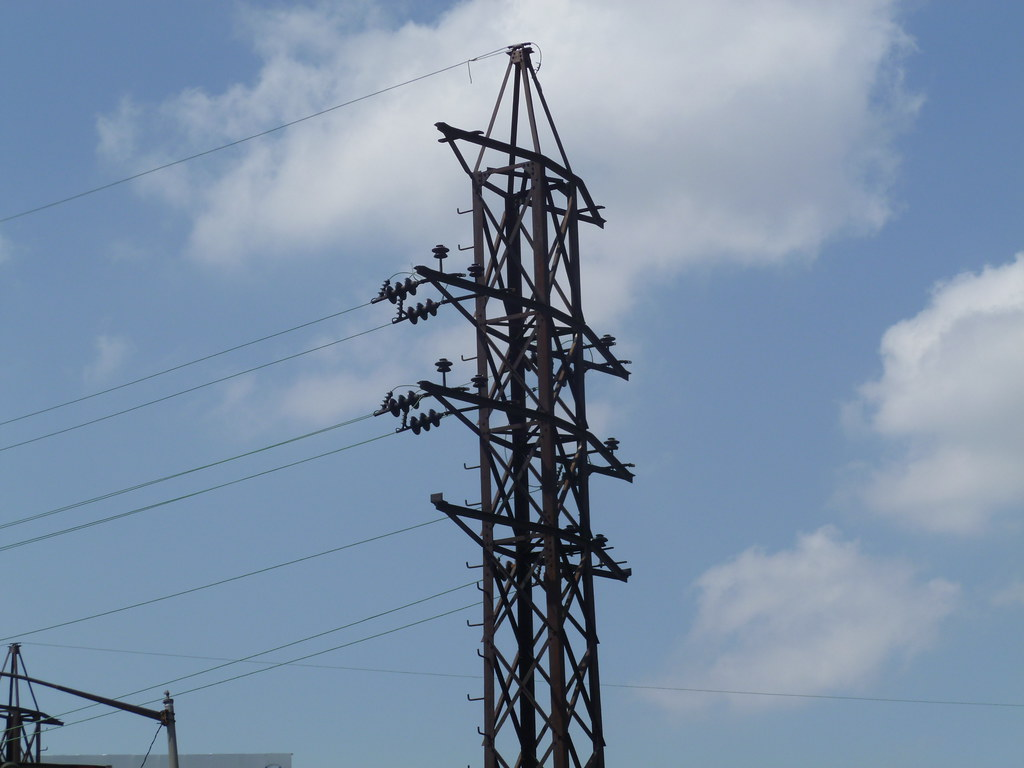 11kv remnant | Bronx NY. Old New Haven electrification | Norman ...